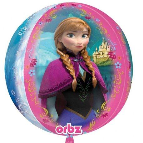 Orbz Frozen Foil Balloons, 38X40 cm, 29816