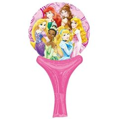 Disney Princesses Inflate-a-Fun Foil Balloon, Amscan, 27028