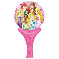 Disney Princesses Inflate-a-Fun Foil Balloon, Amscan, 27028