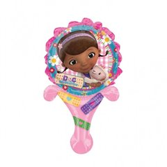 Disney Doc McStuffins Inflate-a-Fun Foil Balloons, Amscan, 27720