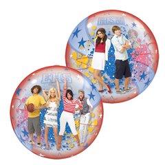 """High School Musical Bubble Balloon - 22""""/56cm, Qualatex 19025, 1 piece"""