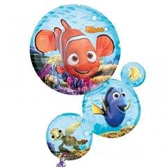 Balon folie figurina Finding Nemo - 71x66cm, Amscan 14511