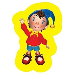Standing Noddy Character Shaped Foil Balloon, 71 x 43 cm, 13150