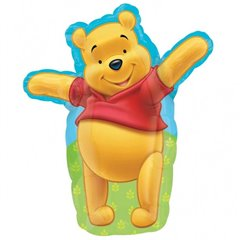 Adorable Pooh Foil Balloon, 60 cm, 15753