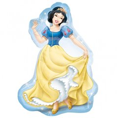 Snow White Foil Balloon, 56x79 cm, 17760