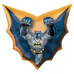 Balon folie figurina Batman Cape - 71x69cm, Amscan 17755