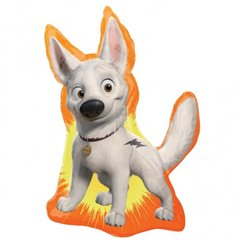 Balon folie figurina Disney Bolt - 58x86cm, Amscan 17588