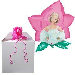 Barbie Foil Balloon Dreamtime Flower Supershape, 59x63cm, 06626