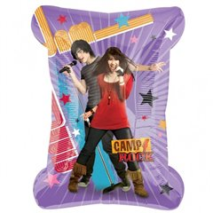 Balon folie figurina Camp Rock - 48x86cm, Amscan 17583