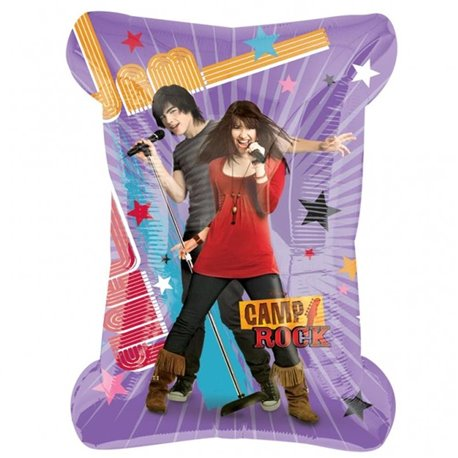 Camp Rock Michie & Shane SuperShape Foil Balloon, 48x86 cm, 17583