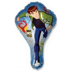 Balon folie figurina Ben10 - 110x80cm, Radar 901679