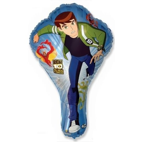Ben 10 Foil Balloon Supershape 110x80cm, Radar F901679