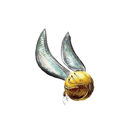 Harry Potter Golden Snitch SuperShape Foil Balloon, 21531