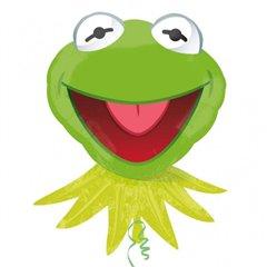 Balon folie figurina Kermit Muppets - 61x76cm, Amscan 23072