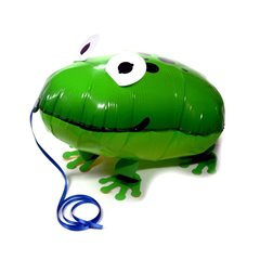 My Own Pet Balloons Frog Farm Animal, Radar SL-G10
