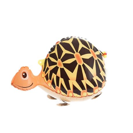 Turtle Animal Walking Foil Balloons, 60 cm, G007