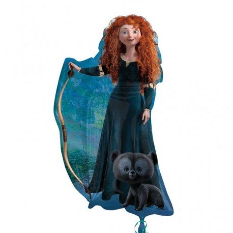 Balon Folie Figurina Neinfricata, 91 cm, 24835