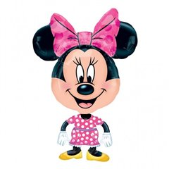 Balon Folie AirWalker Minnie, 55x78 cm, 26370