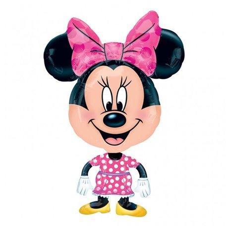Minnie Mouse AirWalker Balloon, 55x78 cm, 26370