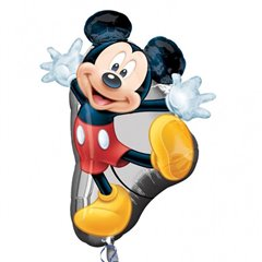 Mickey Mouse Full Body Super Shape, Amscan, 78 cm, 26373