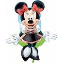 Foil Balloon Minnie Mouse in Dirndl, 75 cm, 27390ST