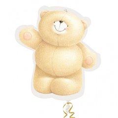 """Balon folie figurina urs """"Forever Friends"""" - 79cm, Amscan 21549"""