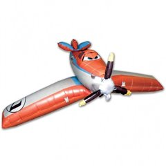 Balon folie figurina avion airwalker - 166x48cm, Amscan 27918