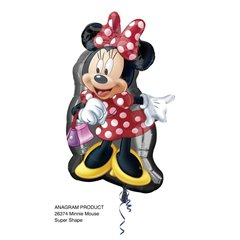 Minnie Mouse Full Body Balloon, 48x81cm, 26374