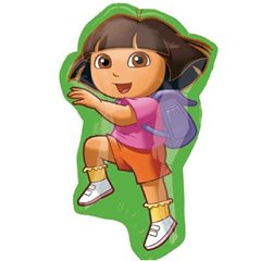 Balon folie figurina Dora the Explorer, Amscan 22927