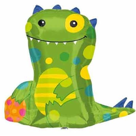 Balon Folie Figurina Friendly Monster, 61 cm, 22987