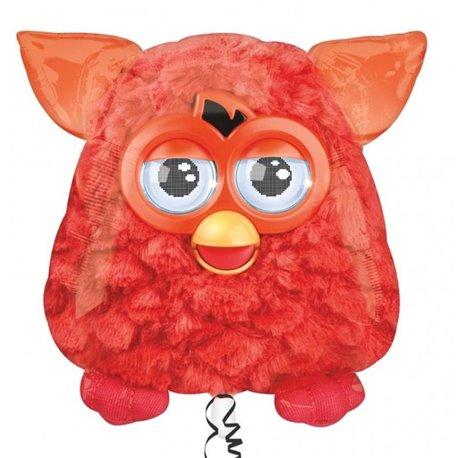 Balon Folie Figurina Furby, 60 x 60 cm, 27416