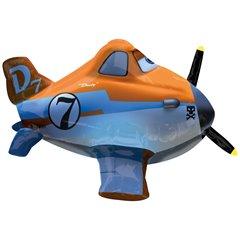 Balon Folie Figurina cu Telecomanda - Disney Planes, Amscan 27802