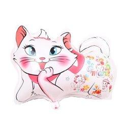 Balon Folie Figurina Pisica Aristocrata Marie, A116