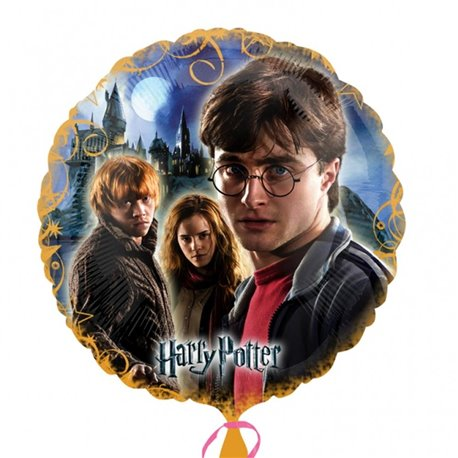 Balon Folie 45 cm Harry Potter, Amscan 21199