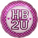 Balon Folie 45 cm Buline HB 2U 00160