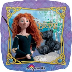 Disney Brave Party Mini Airfill Balloon, Amscan, 45 cm, 24834