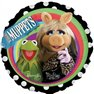 The Muppets Group Foil Balloon, 45 cm, 24837