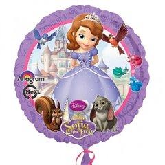 Balon folie 45cm Sofia Intai, Amscan 27529