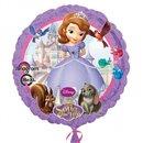 Disney Sofia The First Standard Foil Balloon, Amscan, 45 cm, 27529