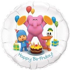 Balon Folie 45 cm Pocoyo 41143