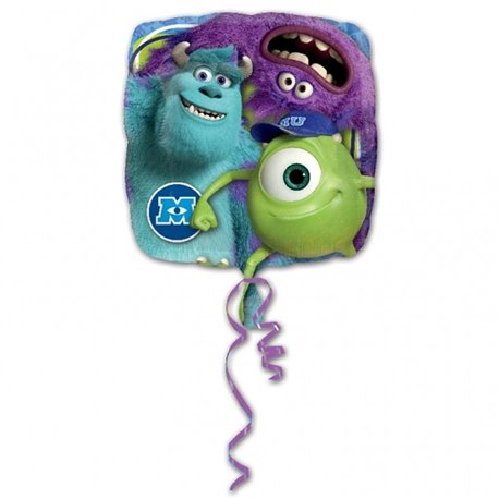 Monsters University Square Group Standard Foil Balloon, 45 cm, 26200