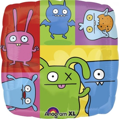 Balon Folie 45 cm Ugly Dolls, Amscan A11700601