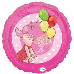 Balon folie 45cm Piglet, Amscan 24166
