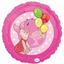 Piglet Foil Balloons, 45 cm, 24166