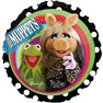 "The Muppets Mini Foil Balloons on Sticks, 9"", 24838"