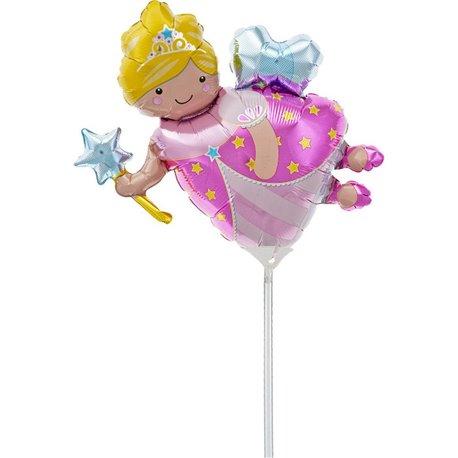 Balon Folie Minifigurina Bunica Zana, 36 cm, 00704