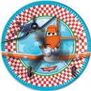 Balon Mini Folie Avioane, Amscan, 23 cm, 27949