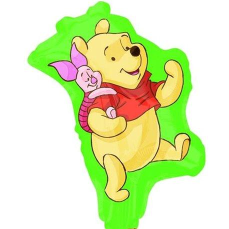 Balon Mini Figurina Winnie the Pooh St, 23 cm, 22958ST