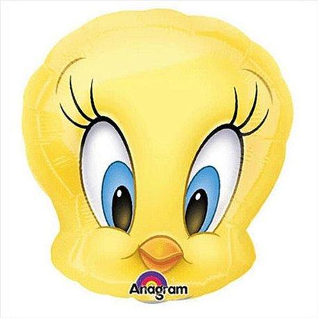 Balon Mini Folie Tweety ST, Amscan, 23 cm, 22961ST