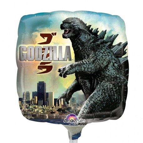 Balon Mini Folie Godzilla, Amscan, 28968